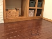 handscraped bamboo floors