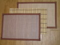 bamboo placemat back