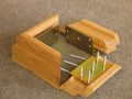 green bamboo post base mounting kits