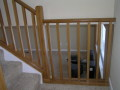 bamboo newel post